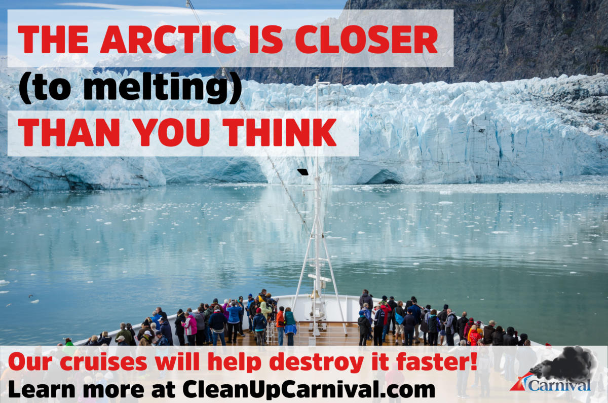 Arctic close to melting