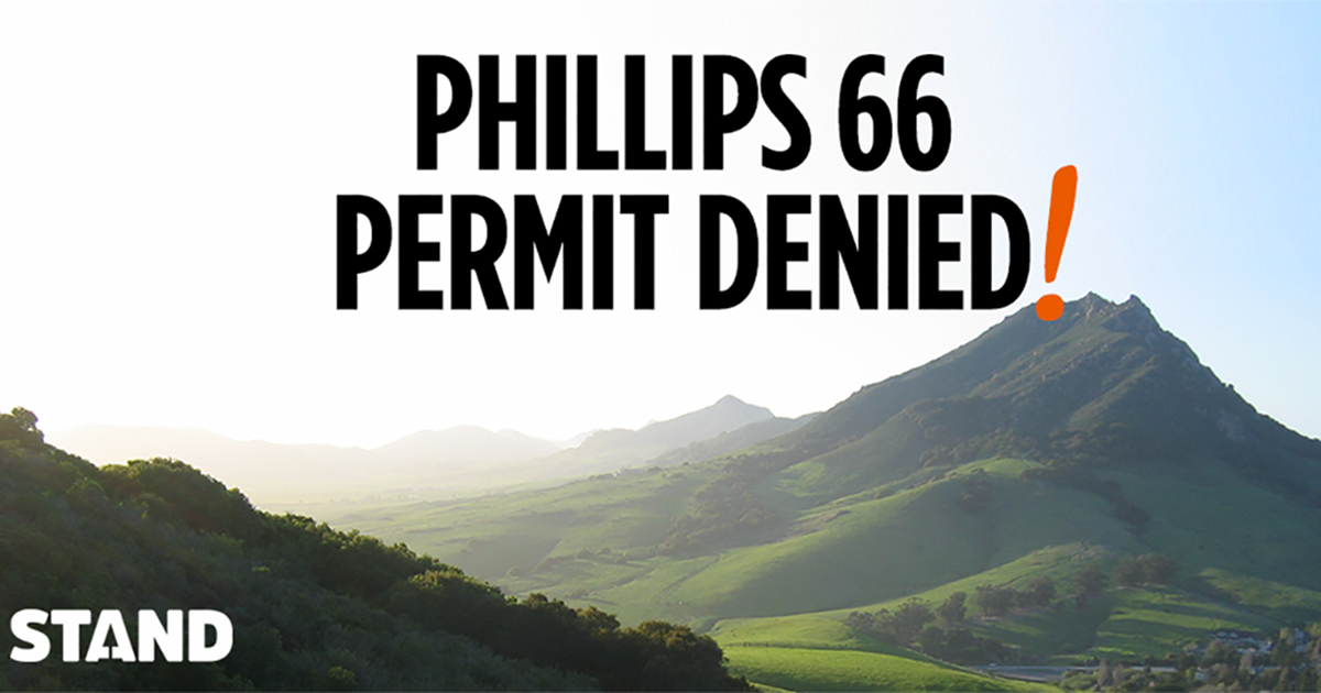 Phillips 66 Denied