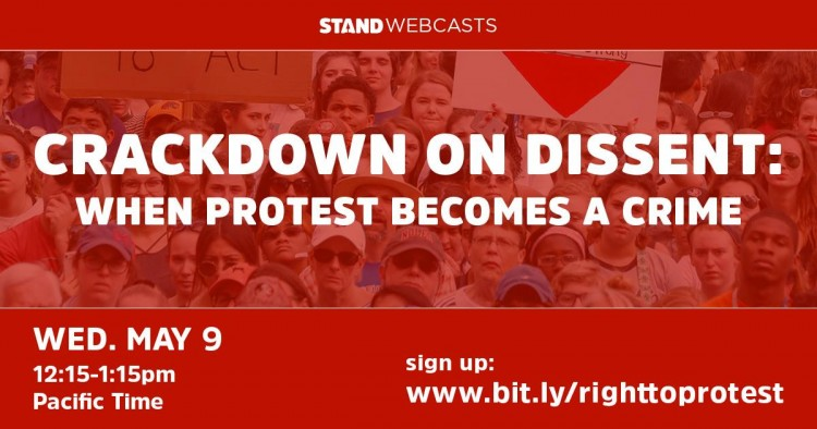 Crackdown on Dissent: When Protest Becomes a Crime