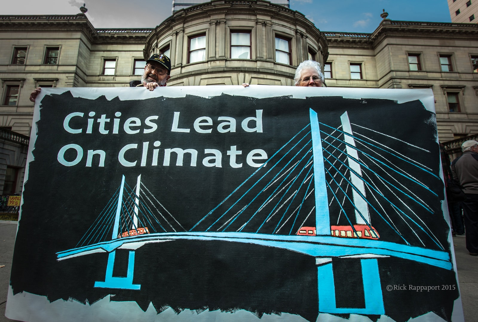 Portland - cities lead on climate