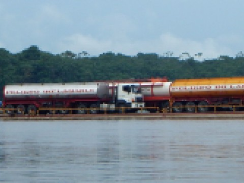 Risking dangerous oil spills in the Amazon