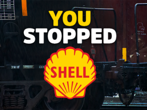 You Stopped Shell