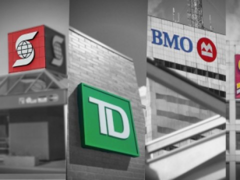 Biggest Canadian banks